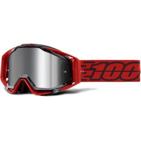 100% Racecraft Plus Injected Mirror Goggles Toro